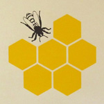 honeycomb-print