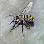 bee-painting
