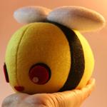 plush-bee